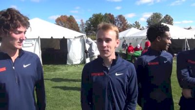 Syracuse Men after repeating as Wisconsin Invite champions again