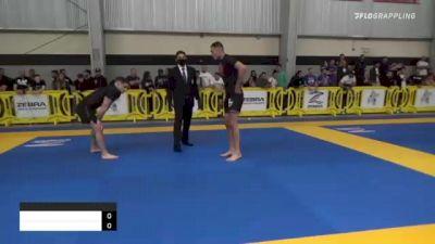 KHALIL FADI FADLALLAH vs JEOVANY ANTHONY ORTIZ 2021 Pan IBJJF Jiu-Jitsu No-Gi Championship