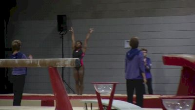 Simone Biles WOWs With Amanar, 2015 World Championships Training