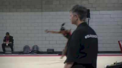 Simone Biles Double Layout Half Out, 2015 World Championships Training