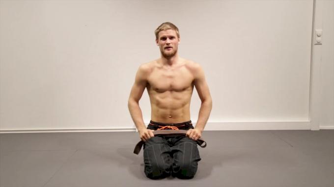 Yoga for BJJ: Post-Training Stretch
