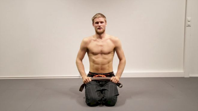 Yoga for BJJ- The MOST Important Post-Training Stretch