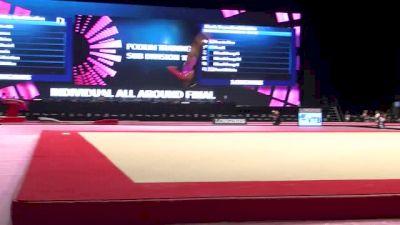 USA, Simone Biles, FX - 2015 World Championships Podium Training