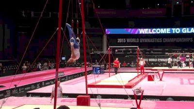 Great Britain, Nile Wilson, SR - 2015 World Championships Podium Training