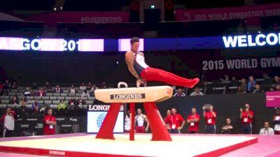USA, Paul Ruggeri, PH - 2015 World Championships Podium Training