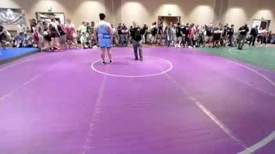 285 lbs Rr Rnd 3 - Cameron Groncki, Curby 3 Style Wrestling Club vs Ian Scully, Compound York Wrestling Club