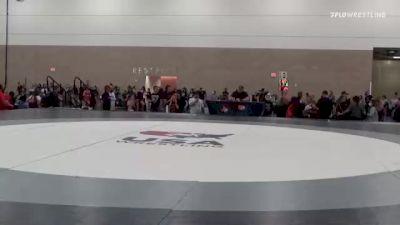 75 kg Final - Hailey Delgado, TX vs Dilynn Albrecht, WI