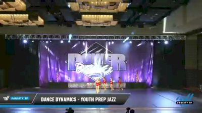 Dance Dynamics - Youth Prep Jazz [2021 Youth - Prep - Jazz Day 2] 2021 ACP Power Dance Nationals & TX State Championship