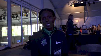 Sally Kipyego shares her excitement and nerves for marathon debut in NYC