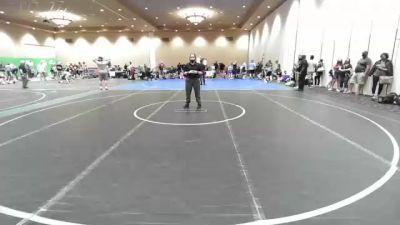 84 lbs Rr Rnd 3 - Curtis Cubbage Jr, Virginia vs Alexander Depratti, KT Kidz Wrestling Club