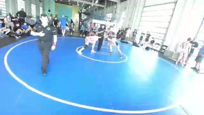 170 lbs Rr Rnd 3 - Ryan Choi, Dirty Birds vs Ryder Dearborn, Rbwc