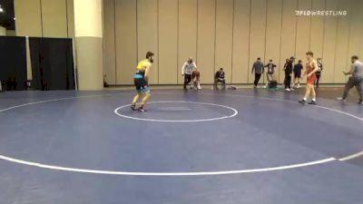 61 kg Consolation - Drew Mattin, Cliff Keen Wrestling Club vs Ian Parker, Cyclone Regional Training Center C-RTC