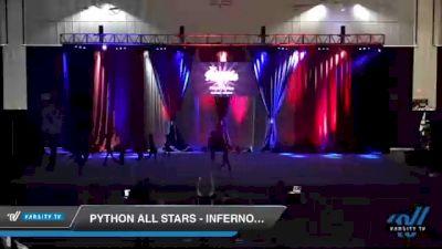Python All Stars - Inferno Pythons [2021 L3 Junior - Medium Day 2] 2021 The American Royale DI & DII
