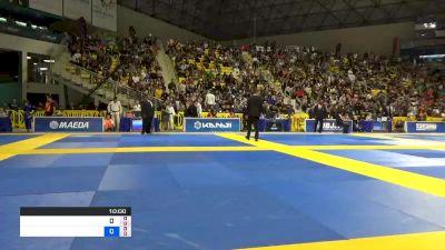 ARIADNE OLIVEIRA vs KAREN ANTUNES 2019 World Jiu-Jitsu IBJJF Championship