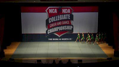 University of North Texas [2018 Jazz Division IA Prelims] NCA & NDA Collegiate Cheer and Dance Championship