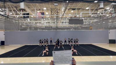 University of Wisconsin-Milwaukee [Virtual Advanced Large Coed Open Finals] 2021 NCA & NDA Collegiate Cheer & Dance Championship