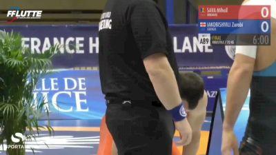 70 kg Final - Zurabi Iakobishvili, Georgia vs Mihail Sava, Moldova