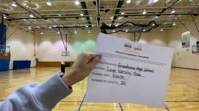 Grandview High School [Large Varsity - Pom] 2021 UDA West Spring Virtual Dance Challenge