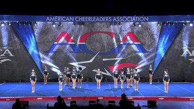 Cheer Athletics- Frisco - NebulaCats [2021 L3 Small Junior Day 2] 2021 ACA All Star DI Nationals