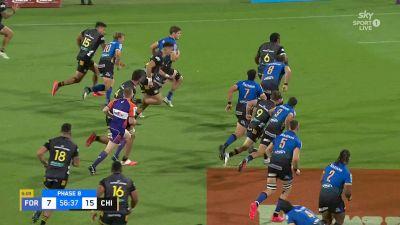 Chiefs Jonah Lowe's Try vs Western Force