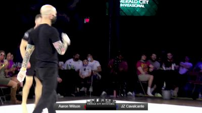 Aaron Wilson vs Gesias JZ Cavalcante Emerald City Invitational
