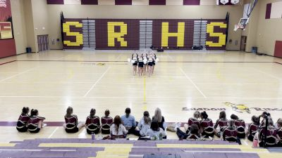 Shadow Ridge High School [Varsity - Song/Pom - Intermediate] 2021 USA Virtual West Coast Spirit Championships