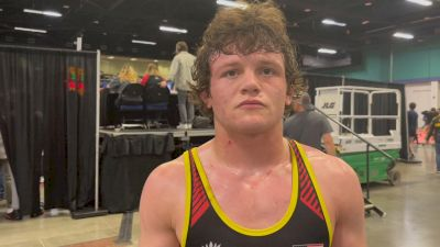 Cody Chittum Stayed Cool In Tough Spots On His Way To A Belt