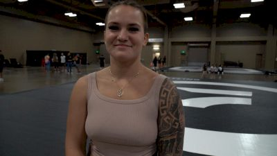 Elisabeth Clay Reacts To The Women's Heavyweight Bracket