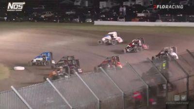 Highlights | USAC Indiana Midget Week at Gas City I-69 Speedway