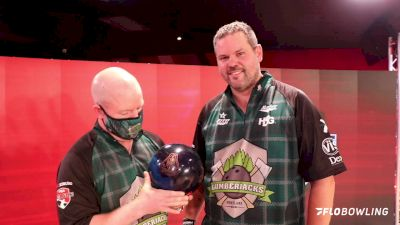 Equipment Check: Wes Malott Uses 'Special Piece' At 2020 PBA League All-Star Clash