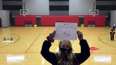 Laura Bush Middle School [Mascot] 2020 UCA Southwest Virtual Regional