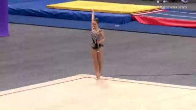 Nerea Francis - Clubs, Gymnast Factory - 2021 USA Gymnastics Championships