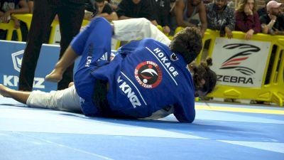 Fabricio Andrey Hits A Seamless Pass To Backtake To Choke