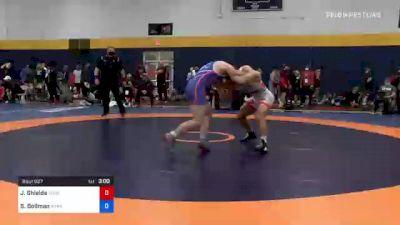 74 kg Round Of 32 - Joshua Shields, Sunkist Kids Wrestling Club vs Sam Bollman, Arkansas