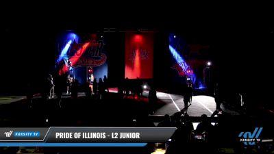 Pride of Illinois - L2 Junior [2021 L2 Junior - D2 - Medium Day 3] 2021 ASCS: Tournament of Champions & All Star Prep Nationals