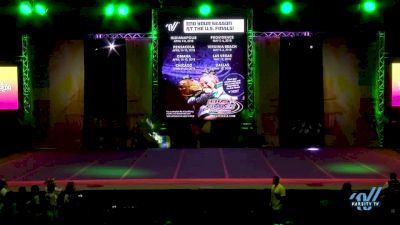 Full House All Stars - High Rollers [2018 Junior--Small--D1 Day 1] ACDA Reach The Beach OC All Star and College Nationals