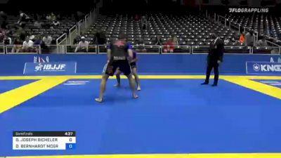 DANIEL JOSEPH BICHELER vs DONALD BERNHARDT MCGREGOR 2021 World IBJJF Jiu-Jitsu No-Gi Championship
