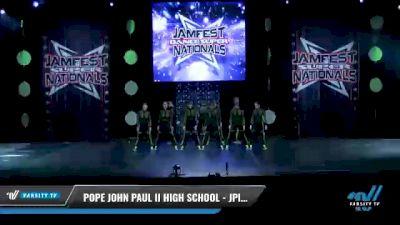 Pope John Paul II High School - JPII Knight Stars [2021 Varsity - Hip Hop Day 1] 2021 JAMfest: Dance Super Nationals