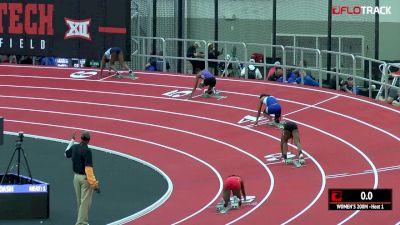 Women's 200m, Round 2 Heat 1