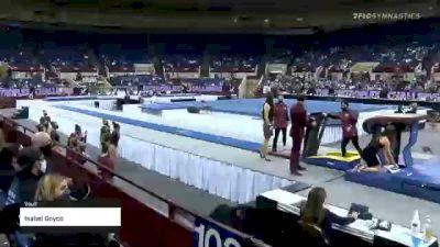 Isabel Goyco - Vault, Texas Woman's - 2021 Metroplex Challenge