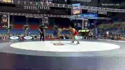 70 kg Final - Ryan Deakin, Titan Mercury Wrestling Club (TMWC) vs Christian Monserrat, New England Regional Training Center