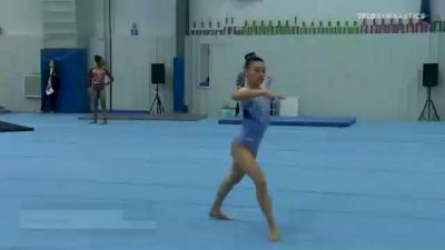 Leanne Wong - Floor - 2021 American Classic and Hopes Classic