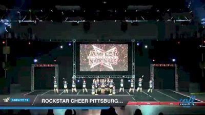 Rockstar Cheer Pittsburgh - Supermodels [2021 L6 International Open Day 2] 2021 JAMfest Cheer Super Nationals
