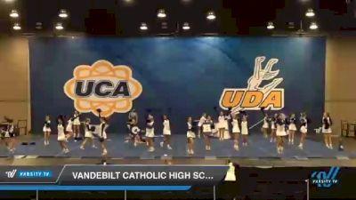 Vandebilt Catholic High School [2020 Game Day Large/Super Varsity Day 2] 2020 UCA Magnolia Championship