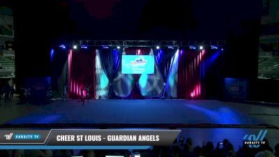 Cheer St Louis - Guardian Angels [2021 L5 Senior Coed Day 2] 2021 The American Gateway DI & DII