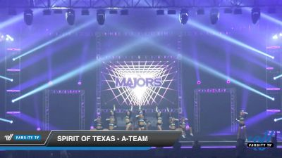 Spirit of Texas - A-Team [2020 L6 Small All Girl] 2020 The MAJORS