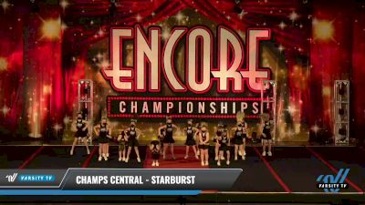 Champs Central - Starburst [2021 L1 Youth - D2 Day 2] 2021 Encore Championships: Pittsburgh Area DI & DII