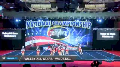 Valley All-Stars - Wildstars 5 [2021 L5 Senior Coed - D2 Day 3] 2021 ACP Southern National Championship