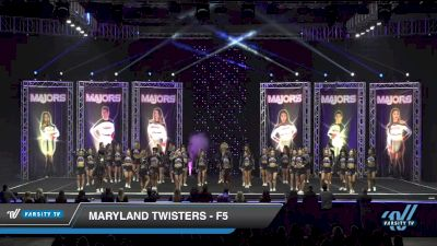 Maryland Twisters - F5 [2019 Large All Girl Day 1] 2019 The MAJORS
