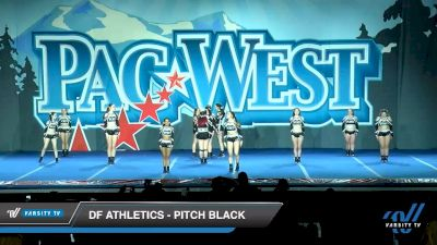 DF Athletics - Pitch Black [2020 L2 Senior - Small Day 2] 2020 PacWest
